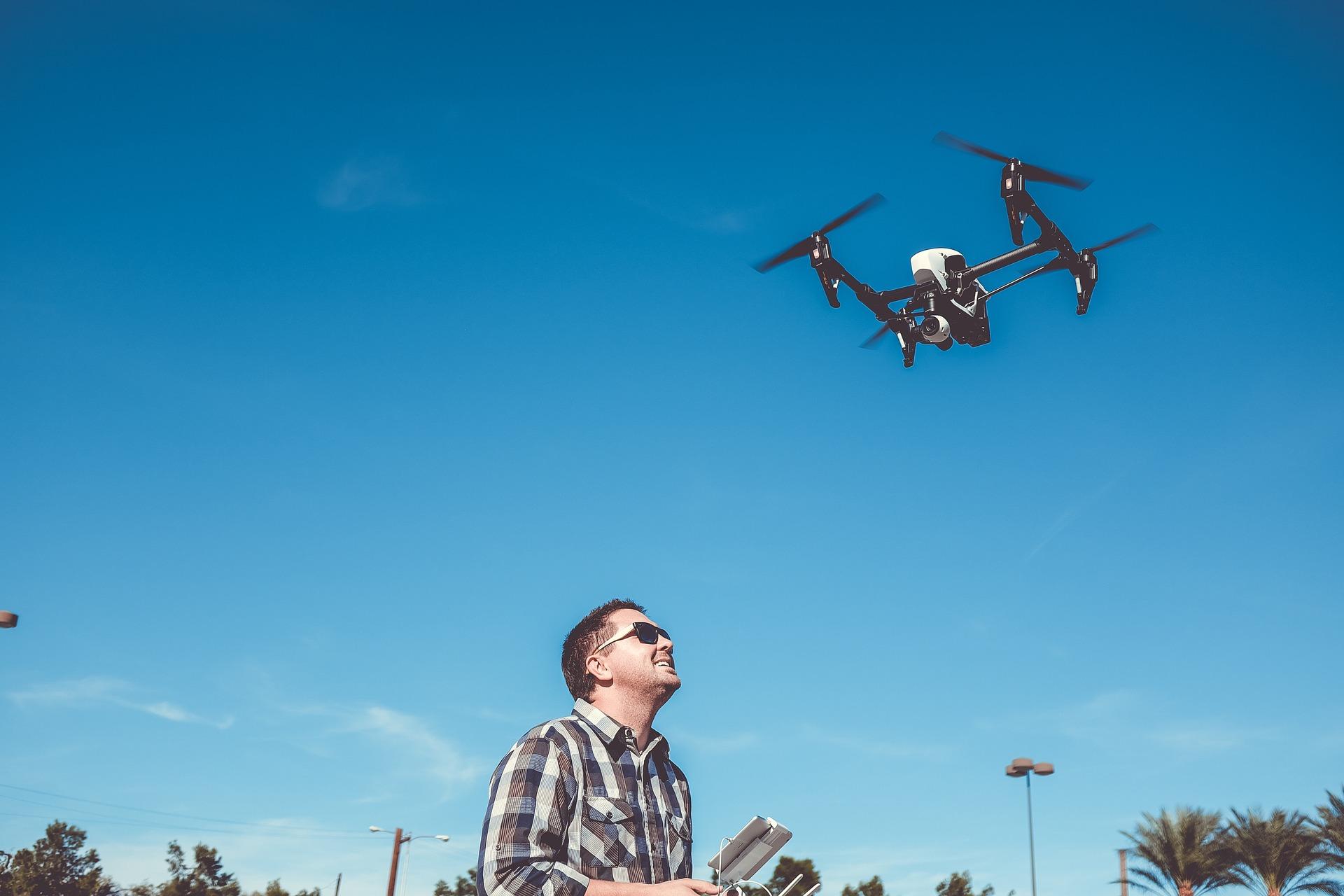 drone練習